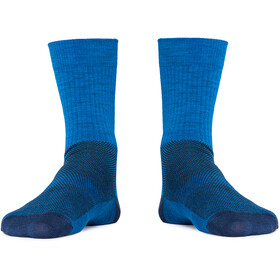 Röjk Hiker Merino Socks Unisex Berry Blue